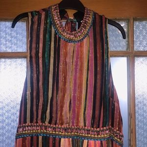 Gorgeous striped dress by Blank London XL